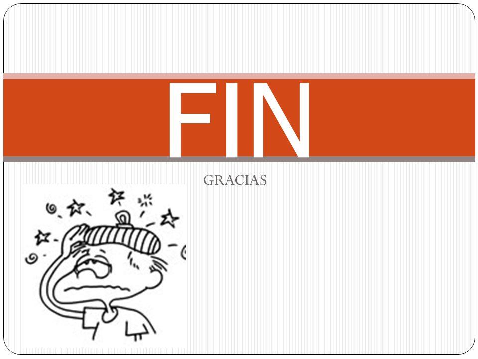 GRACIAS FIN