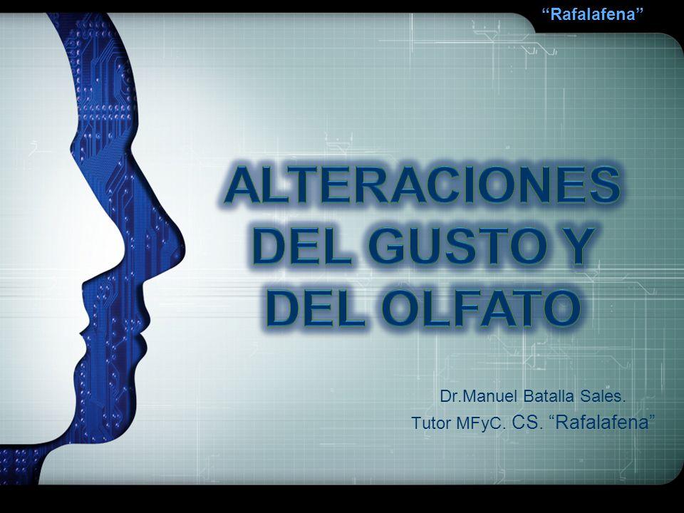 LOGO Dr.Manuel Batalla Sales. Tutor MFyC. CS. Rafalafena Rafalafena