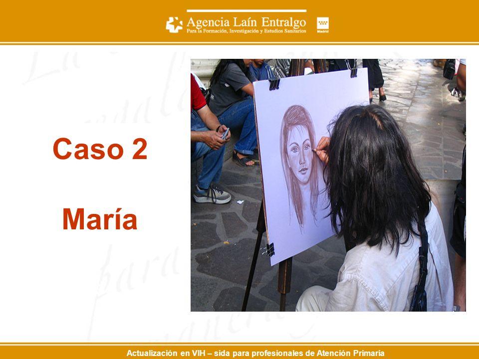 Caso 2 María