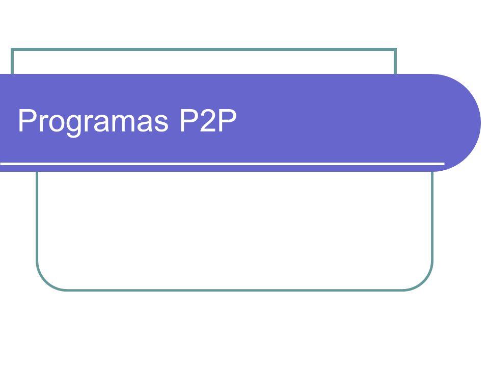 Programas P2P