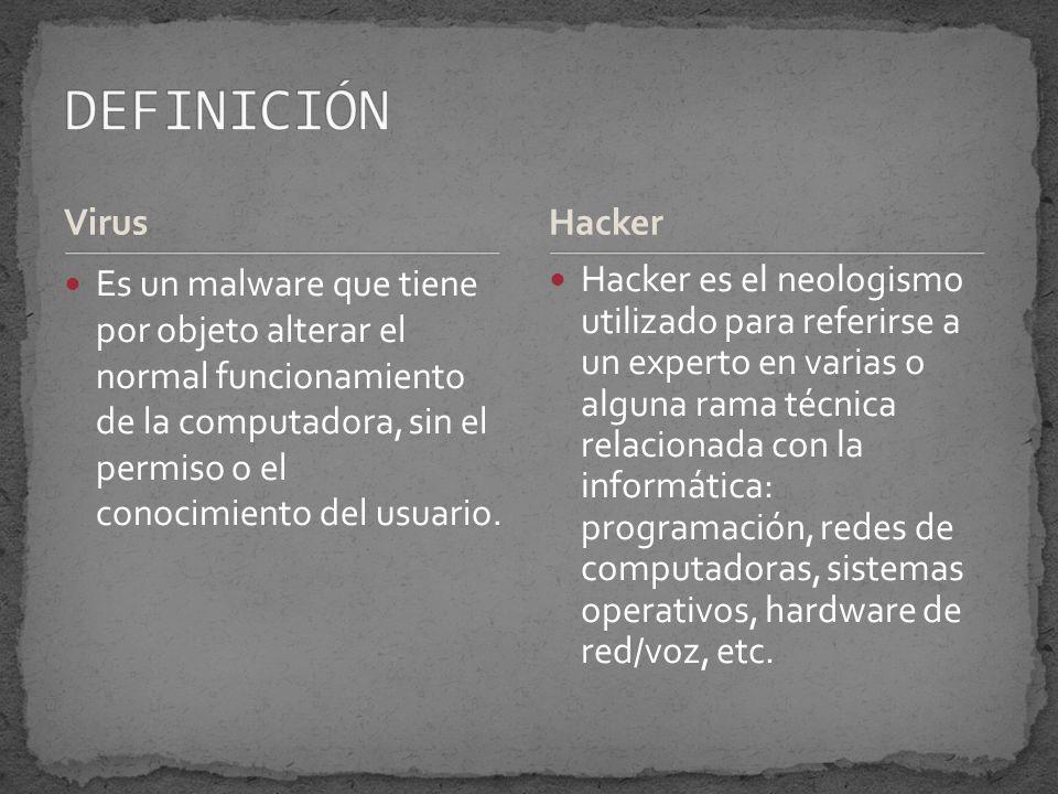 Lammer o Script-Kiddes: son aprendices que presumen de lo que no son, aprovechando los conocimientos del hacker y lo ponen en práctica, sin saber.