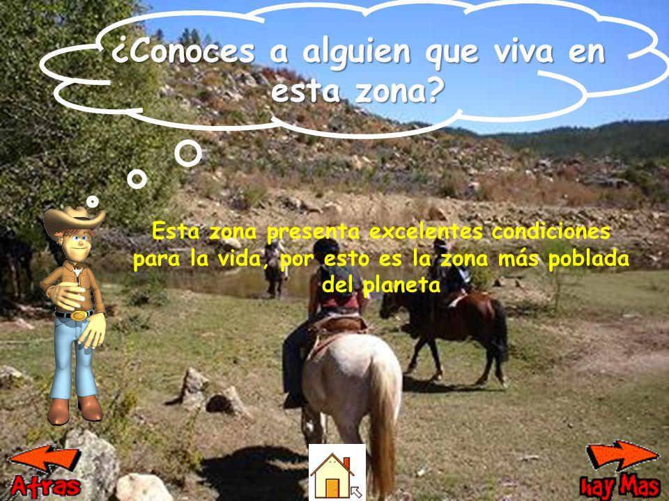 Z O N A T E M P L A D A Hola mi nombre es Juan y te mostrare el lugar donde vivo. En esta zona se notan claramente las cuatro estaciones del año. Line