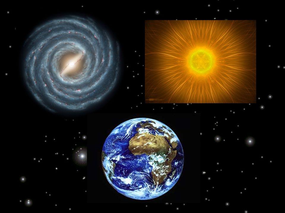 La galaxia en donde vivimos.Tiene muchas estrellas: 200 mil millones.