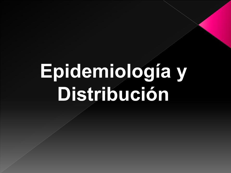 Epidemiología y Distribución