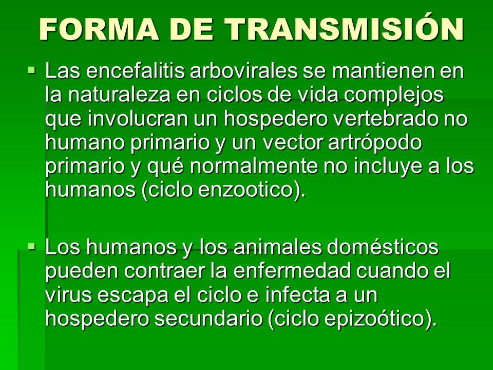 Esto puede pasar debido a cambios ecológicos o demográficos, o debido a cambios en las poblaciones del vector primario, del hospedero, o ambas.