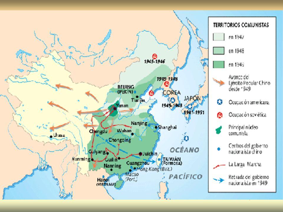 China se convierte en república En 1911 una revolución depuso al emperador Pu Yi y proclamó la República de China.