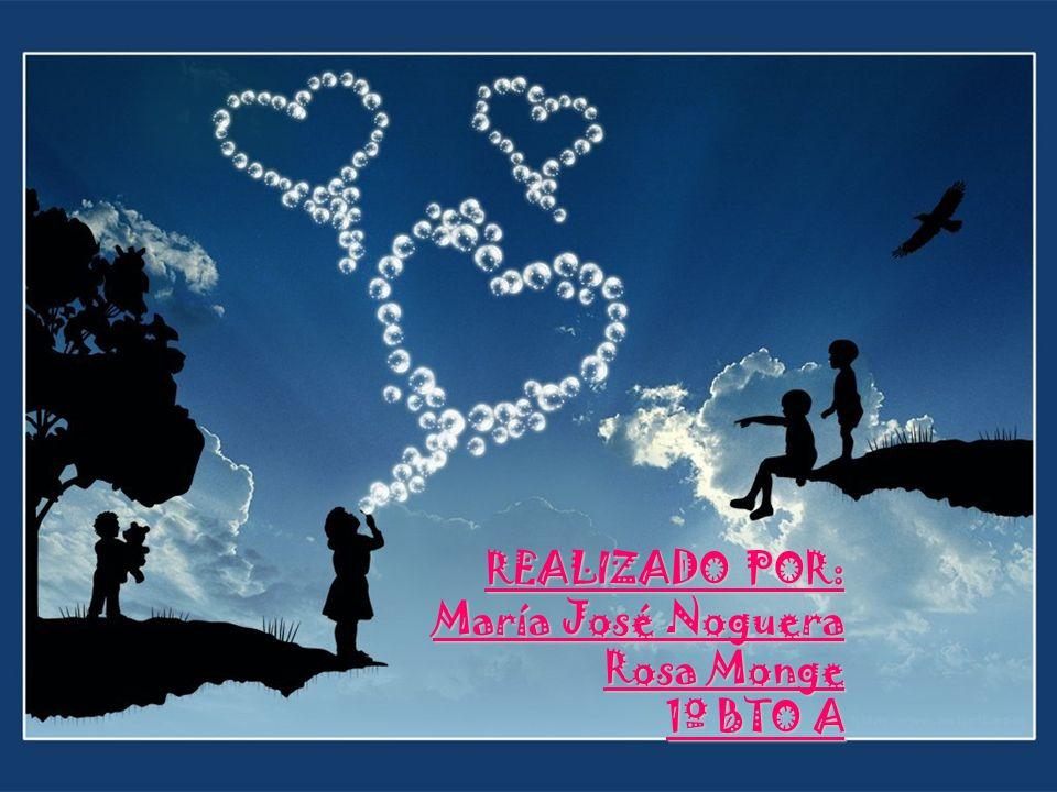 REALIZADO POR: María José Noguera Rosa Monge 1º BTO A