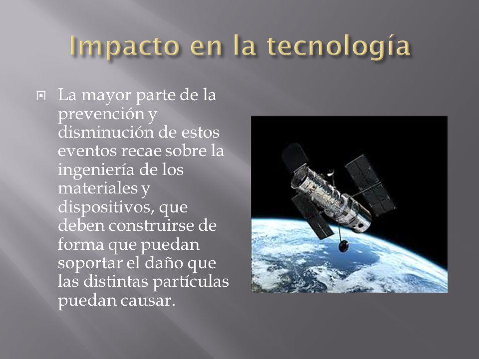 La mayor parte de la prevención y disminución de estos eventos recae sobre la ingeniería de los materiales y dispositivos, que deben construirse de fo
