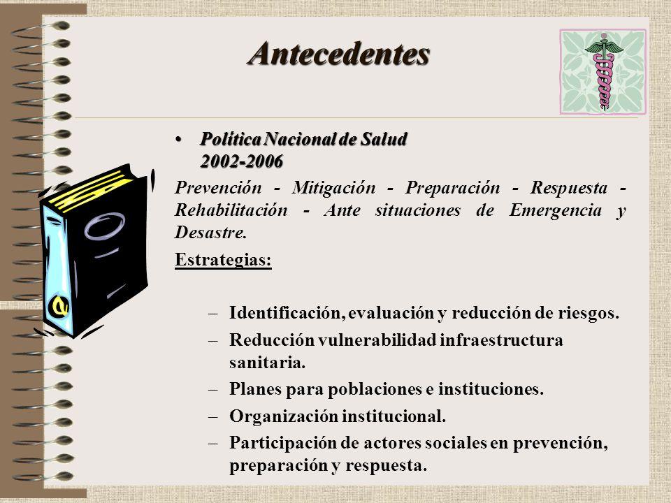 Emergencias Tecnológicas Impacto en el Ambiente y la Salud Pública Ing. Quím. Ricardo Morales Vargas