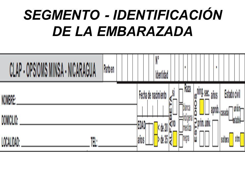 Corticoides Antenatales Ciclo Único: Se anotará Si o No a la indicación de maduración pulmonar utilizada en amenaza de parto pretérmino; cuando la indicación es Si, se específica en las siguientes casillas el esquema utilizado.