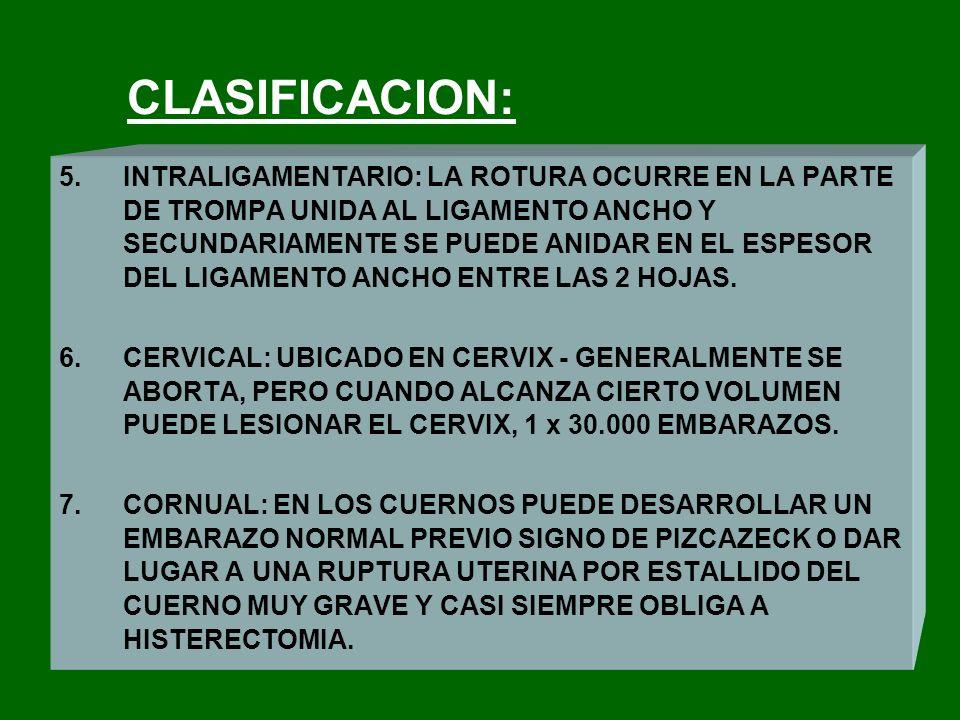 DIAGNOSTICO DIFERENCIAL: ANEXITIS: ANTECEDENTE INFECCION – FIEBRE - LEUCOCITOSIS- PRUEBA DE EMBARAZO NEGATIVA, UTERO SIN CARACTERES GESTACIONALES, MEJORA CON TRATAMIENTO MEDICO Y ES CASI SIEMPRE BILATERAL.