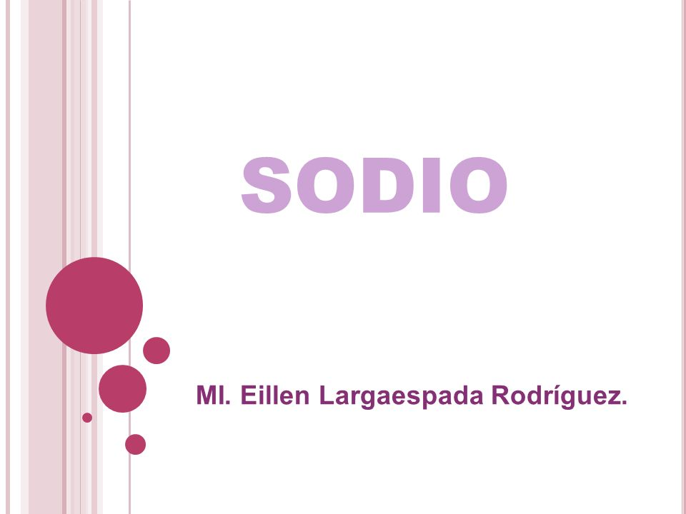 SODIO MI. Eillen Largaespada Rodríguez.