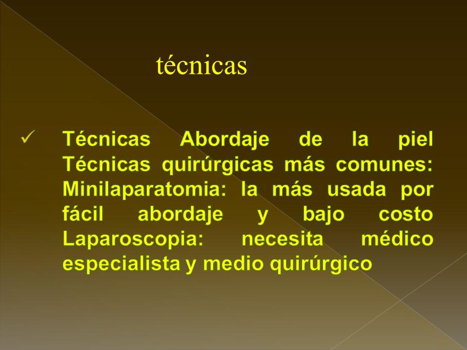 Procedimiento que consiste en el corte o sección, ligadura u obstrucción de la luz tubárica con el objeto de impedir la unión del espermatozoide y el