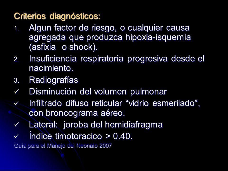 Según gravedad clínica de SDR: I.