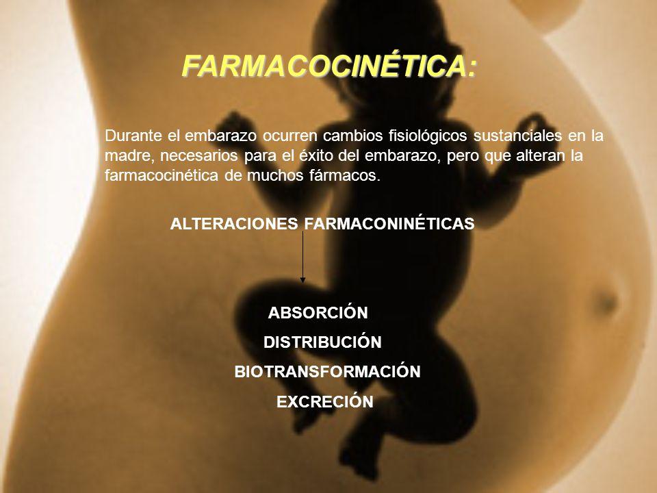 EMBARAZADA CON FIEBRE (uso de antipiréticos) Durante el embarazo se ha implicado a la fiebre como causa de malformaciones fetales y abortos espontáneos tanto en animales como en el hombre, sobre todo en el primer trimestre de la gestación.