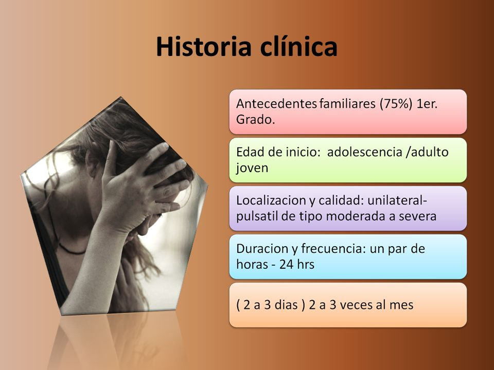 Cefalea tensional Contractura muscular de causas principalmente psicológica (stress) Dolor en banda fronto-occipital