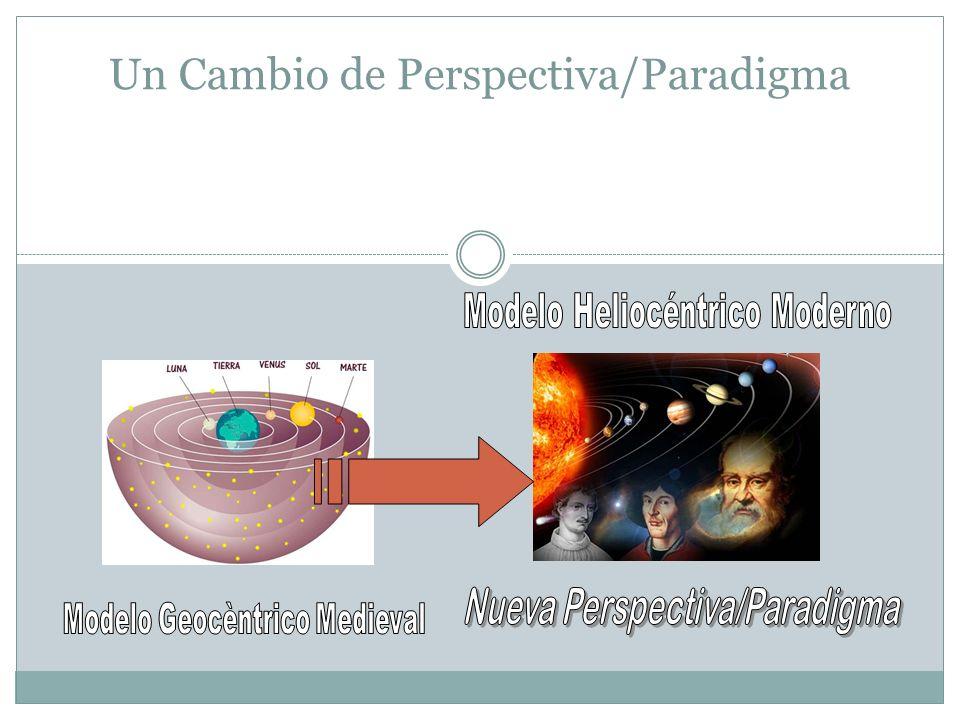 Un Cambio de Perspectiva/Paradigma