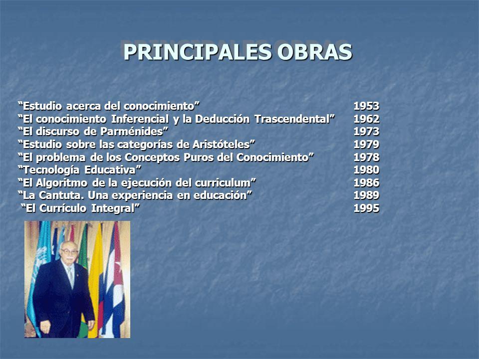 ÁREAS: A.Conocimientos de Formación General A.