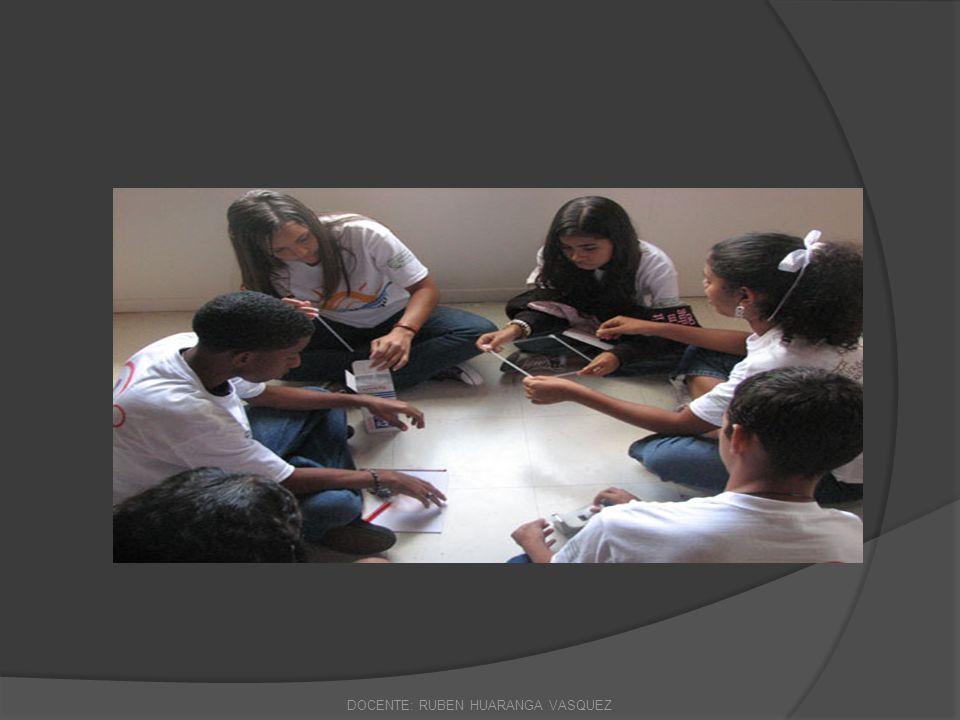 Trabajar de modo apropiado y productivo con los demás Hacer uso de la inteligencia colectiva de los grupos cuando sea apropiado Tender un puente sobre