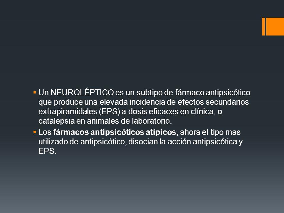 D.Estructuras diversas La pimocida y la molindona son fármacos antipsicóticos típicos.