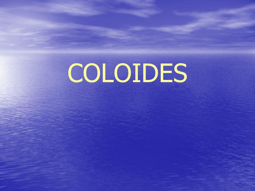 COLOIDES