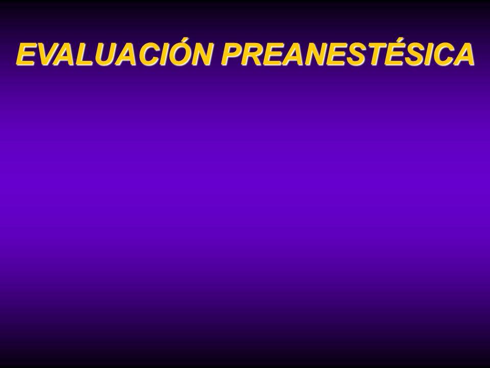VALORACIÓN PREOPERATORIA EXPLORACIÓN FÍSICA: Boca y cuello.