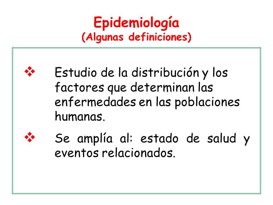 Epidemiología-Prevención Prevención primaria.Prevención secundaria.
