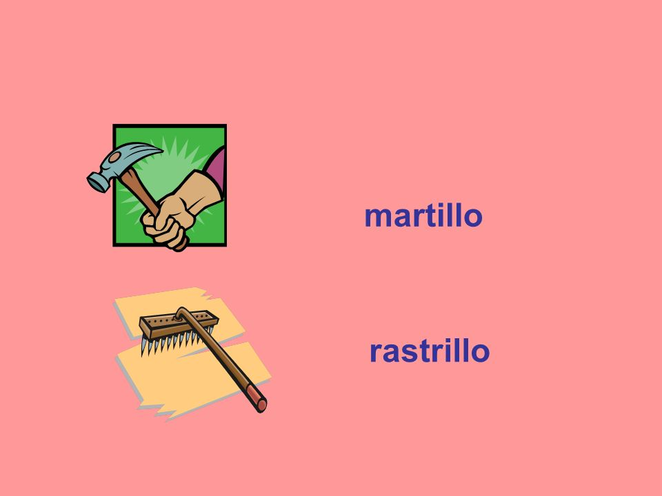 martillo rastrillo