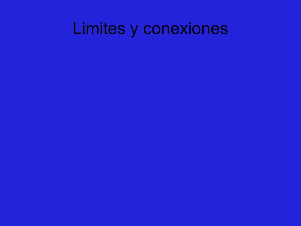 Limites y conexiones