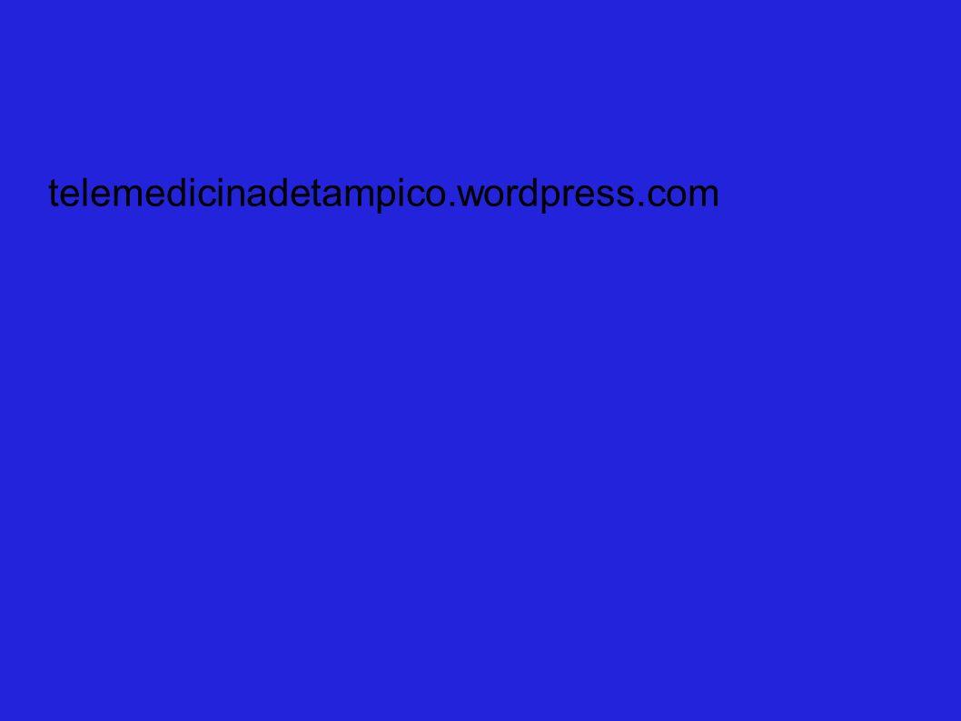 telemedicinadetampico.wordpress.com