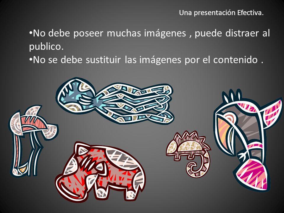 Gráficas Sencillas Una presentación Efectiva.