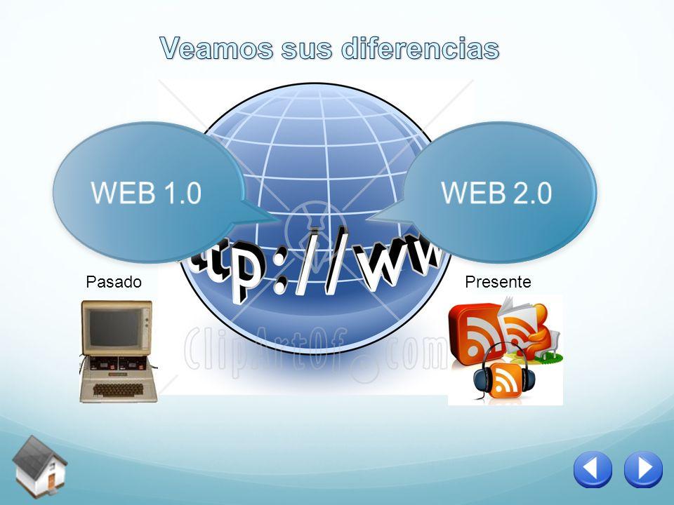 La Web 2.0 es la representación de la evolución de las aplicaciones tradicionales hacia aplicaciones web enfocadas al usuario final.