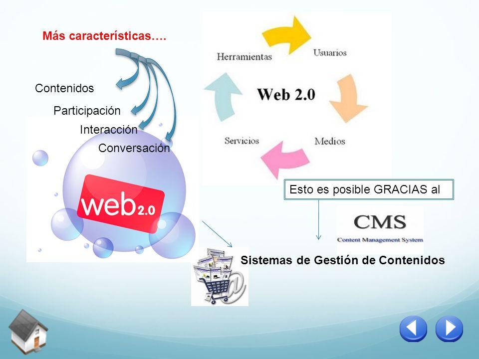 ¿Qué es la Web 2.0 .