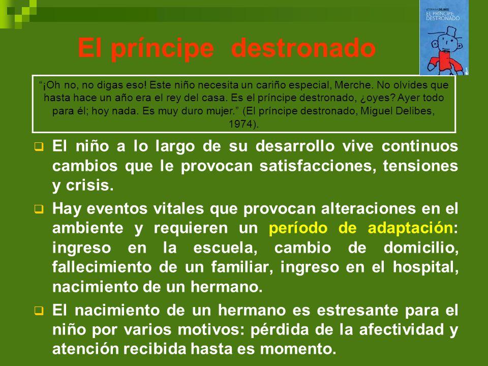 Bibliografía recomendada El niño celoso.Autor: Juan Miguel Ortigosa Quiles.