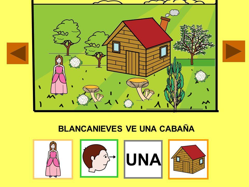 BLANCANIEVES CORRE AL BOSQUE AL