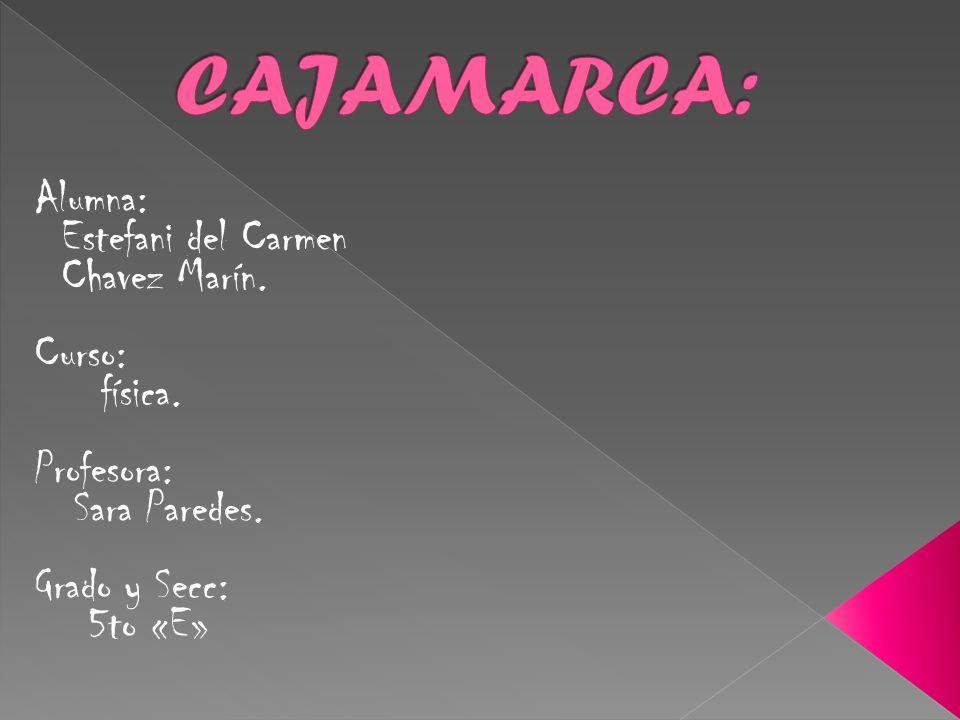 ¿Cuál es la problemática De Cajamarca? ¿ Qué es lo que la población pide?