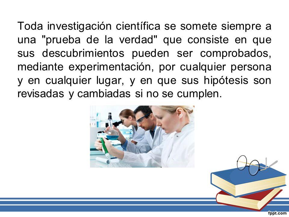 Emisión de conclusiones La emisión de conclusiones consiste en la interpretación de los hechos observados de acuerdo con los datos experimentales.