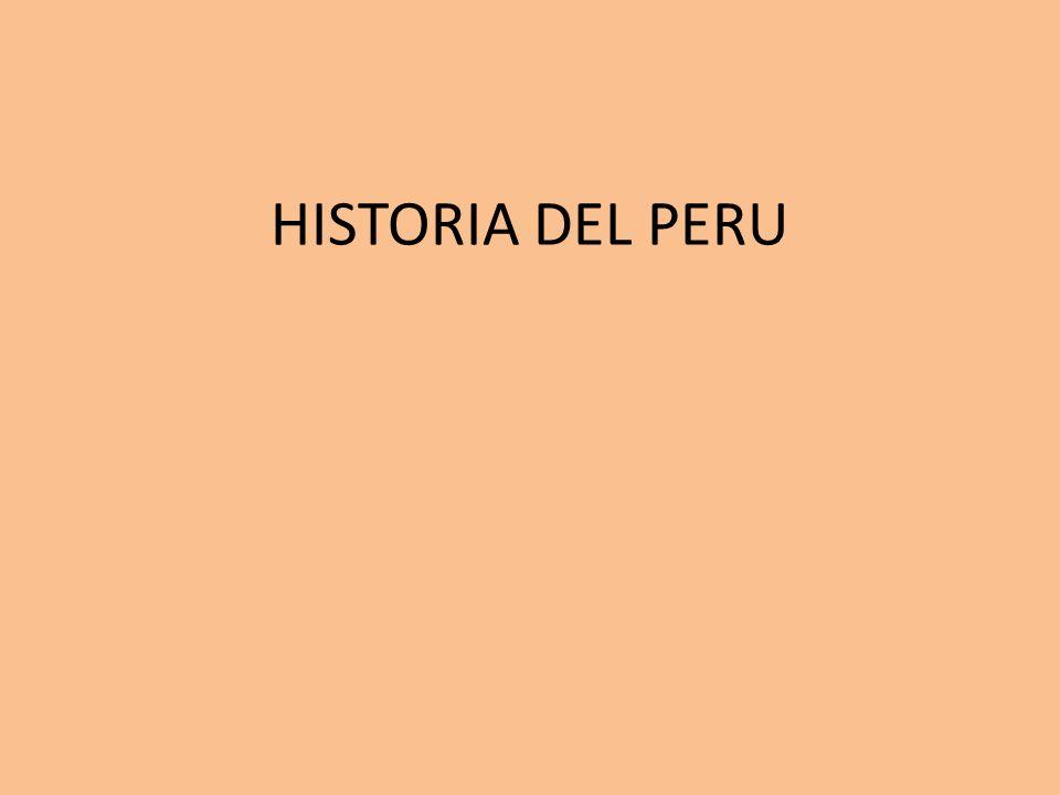CONOZCAMOS EL VIRREYNATO EN EL PERÚ El Virreinato duró casi 300 años.