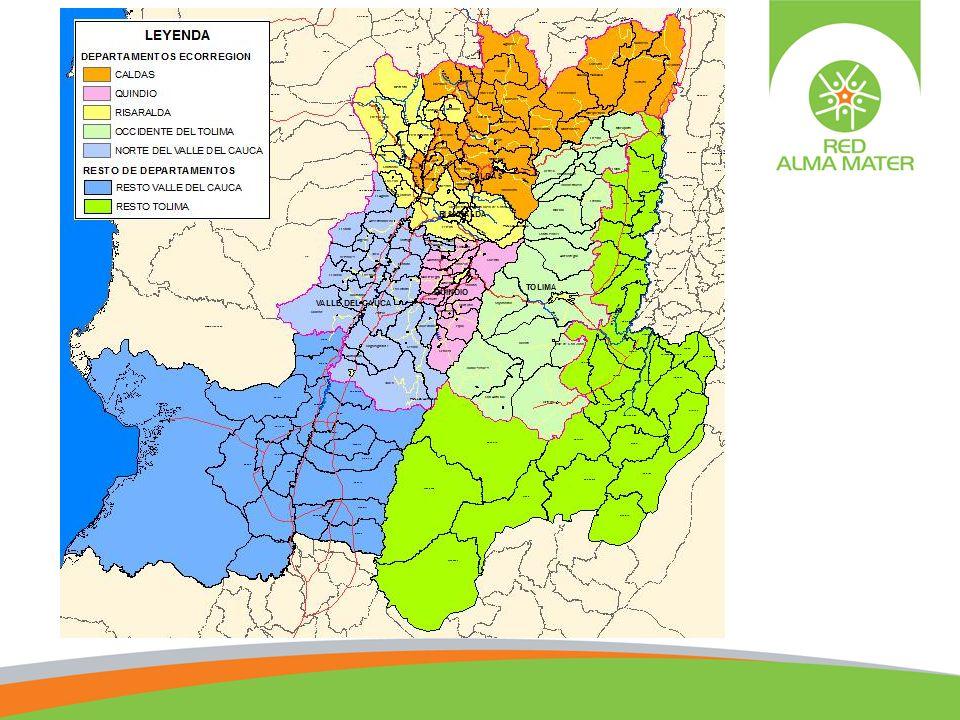 Asociaciones de Concejales Asociaciones de municipios Resguardos indígenas Comité de Ecorregión … Comités de Integración Territorial Mesa regional de Diputados Consejos Consultivos PROCESOS POLÍTICO INSTITUCIONALES