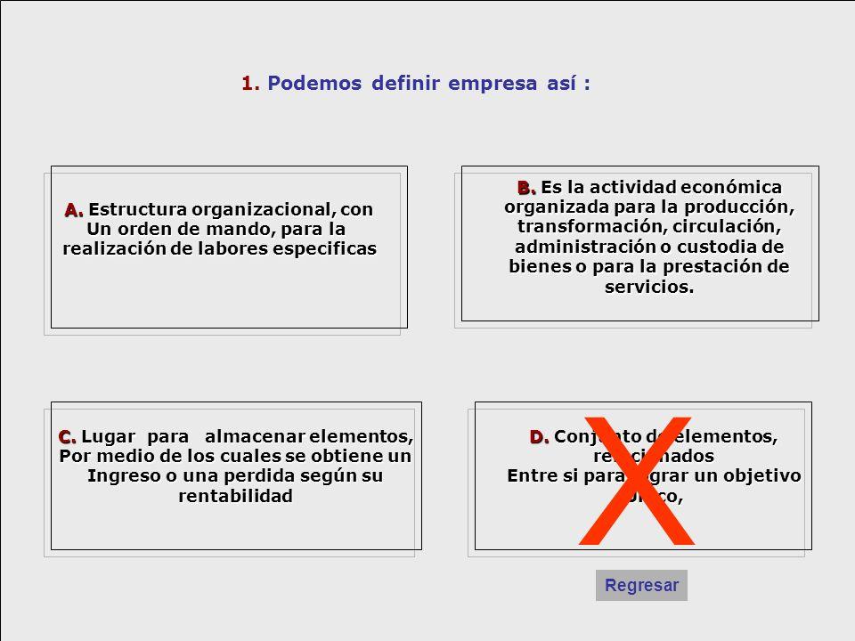 3.Que es la licencia de funcionamiento. C. C.