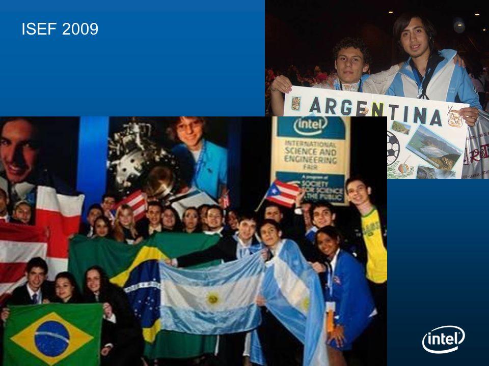 15 Por que es tan importante el Exhibidor en Intel ISEF?