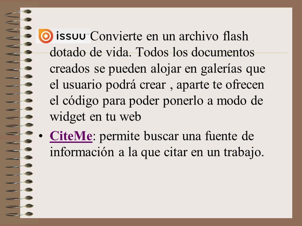 ISSU: Convierte en un archivo flash dotado de vida.