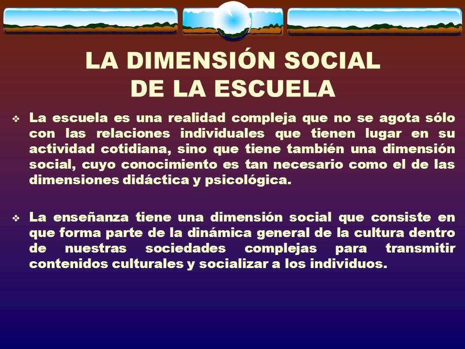 SOCIOLOGÍA Y PRÁCTICA ESCOLAR ANÁLISIS DE LAS PRÁCTICAS ESCOLARES PARA CONTRIBUIR A SU TRANSFORMACIÓN EL CONOCIMIENTO DE LA SOCIEDAD LA CONSTRUCCIÓN DE UNA ESCUELA PARA TODOS OTRAS LÍNEAS DE TRABAJO