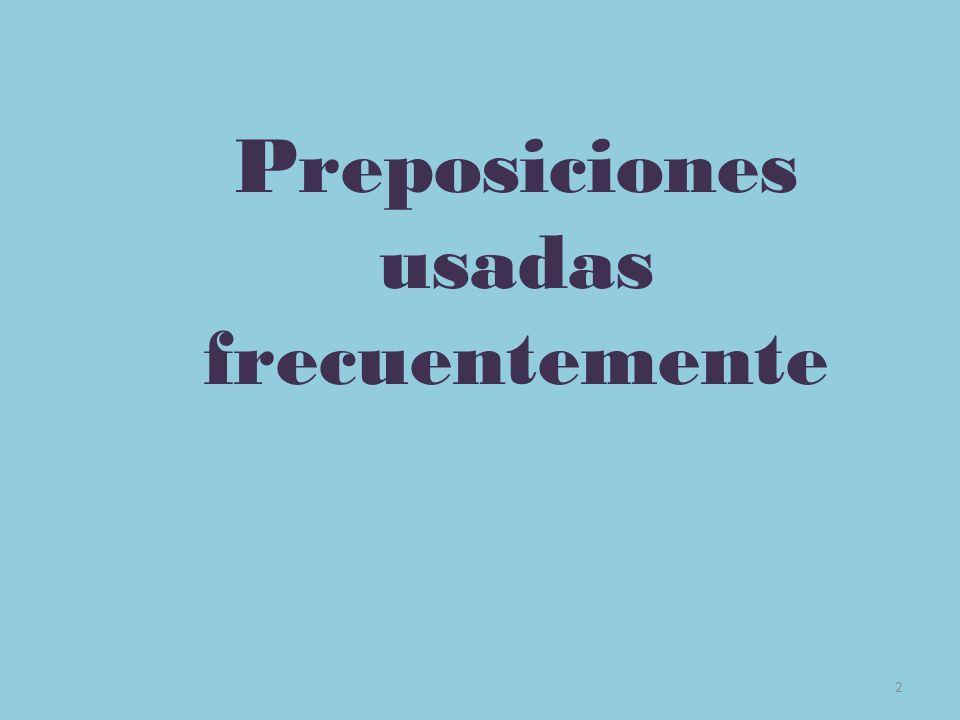 acerca de- regarding/concerning/about