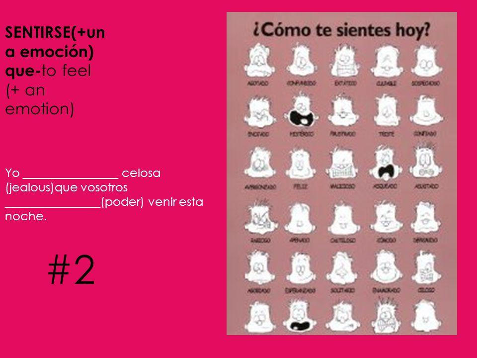 http://www.youtube.com/watch?v=0Bmhjf0rKe8 SORPRENDERSE de que –to be surprised that El gato___________________ de que su dueno lo_______________(tocar).
