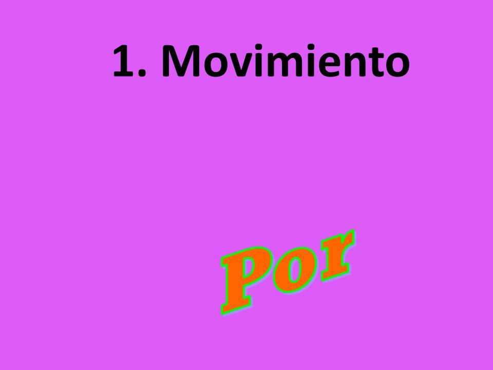 1. Movimiento