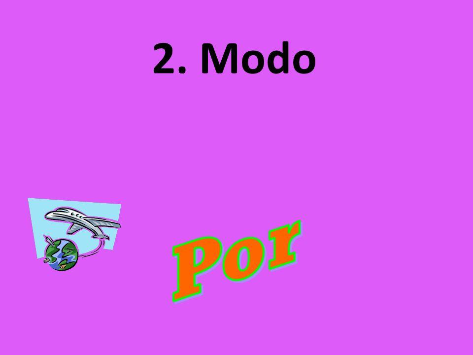 2. Modo