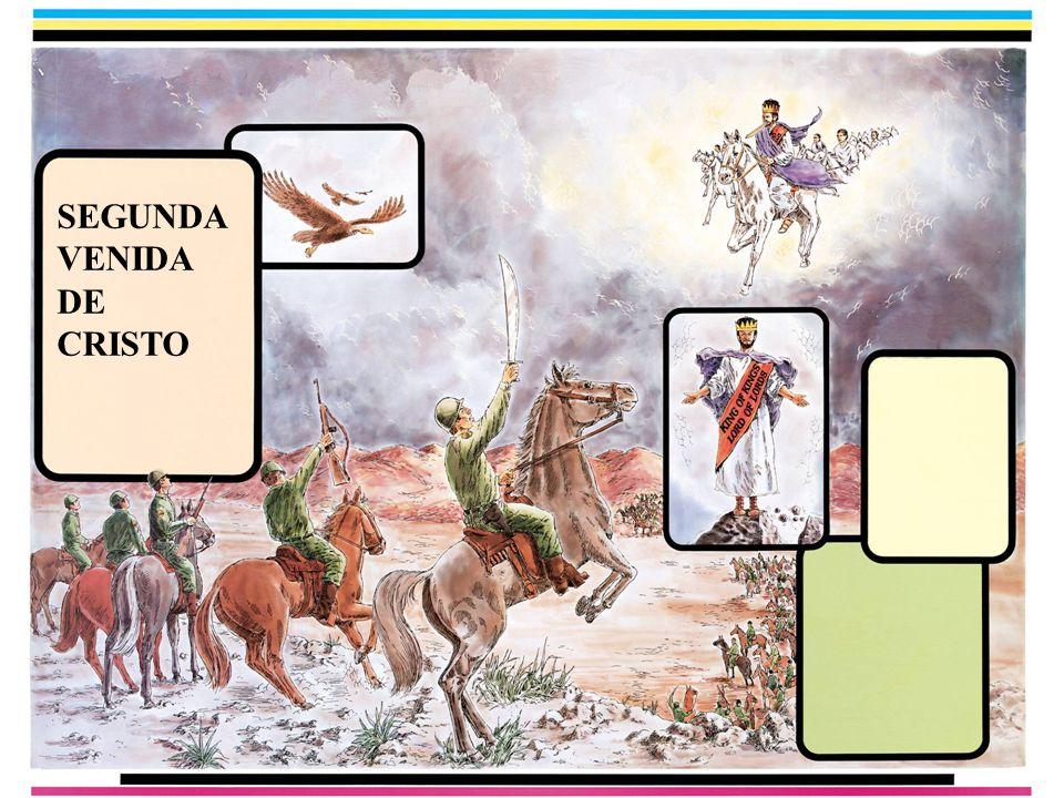 SEGUNDA VENIDA DE CRISTO
