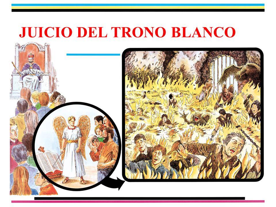 JUICIO DEL TRONO BLANCO