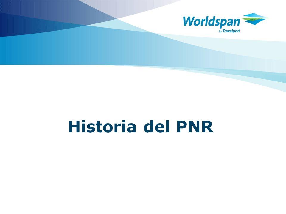 Historia del PNR